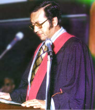 1976 - 2nd Oration by YAB Datuk Seri Dr. Mahathir Mohamad, the then Minister of Education and now Prime Minister of Malaysia